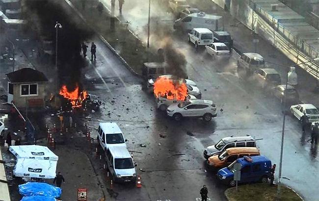 теракт пакистан