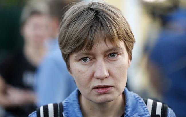 Наталья Каплан объявила бойкот ряду украинских ресурсов