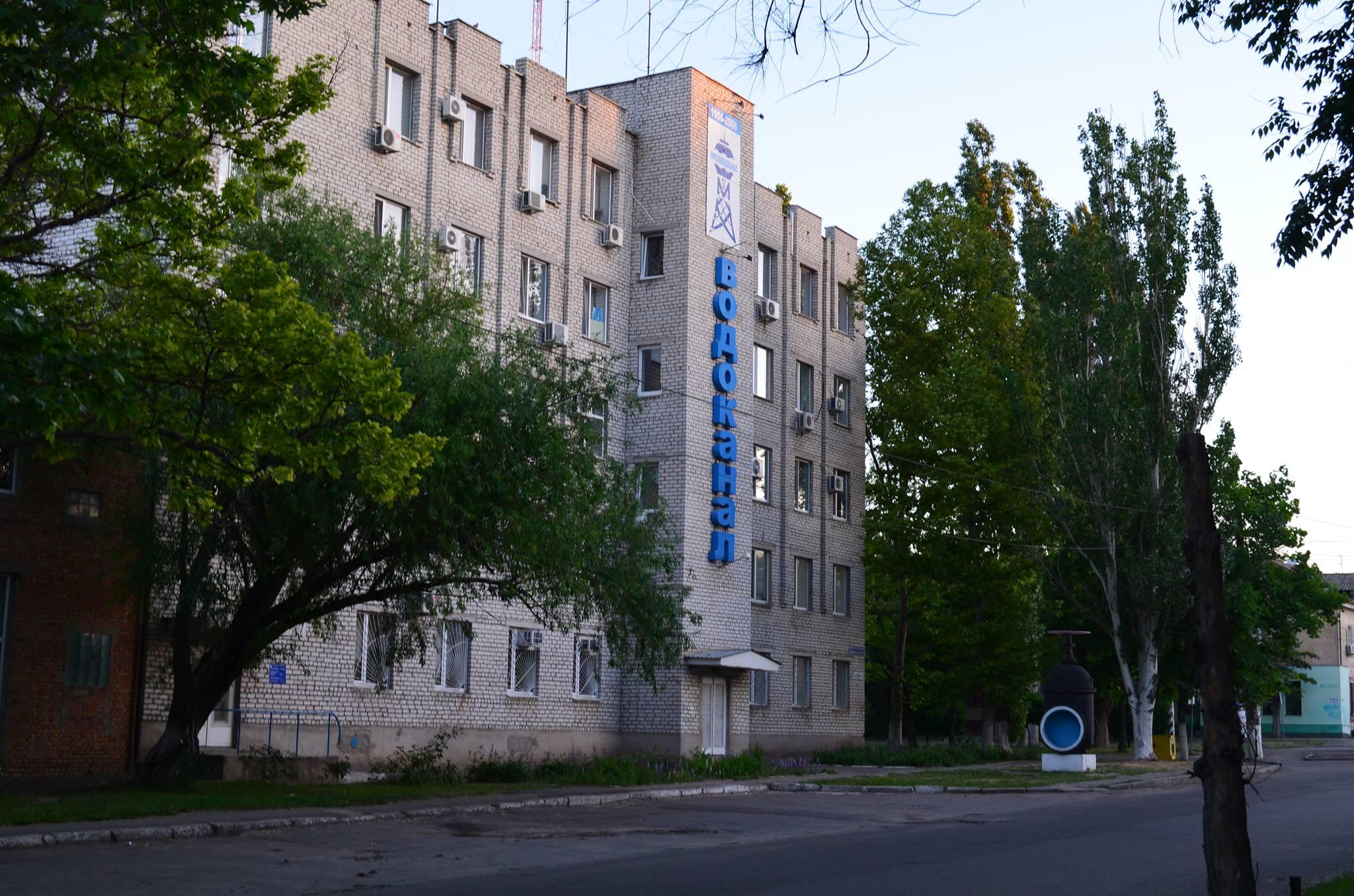 Водоканал Николаева сообщил об изменениях в подаче воды