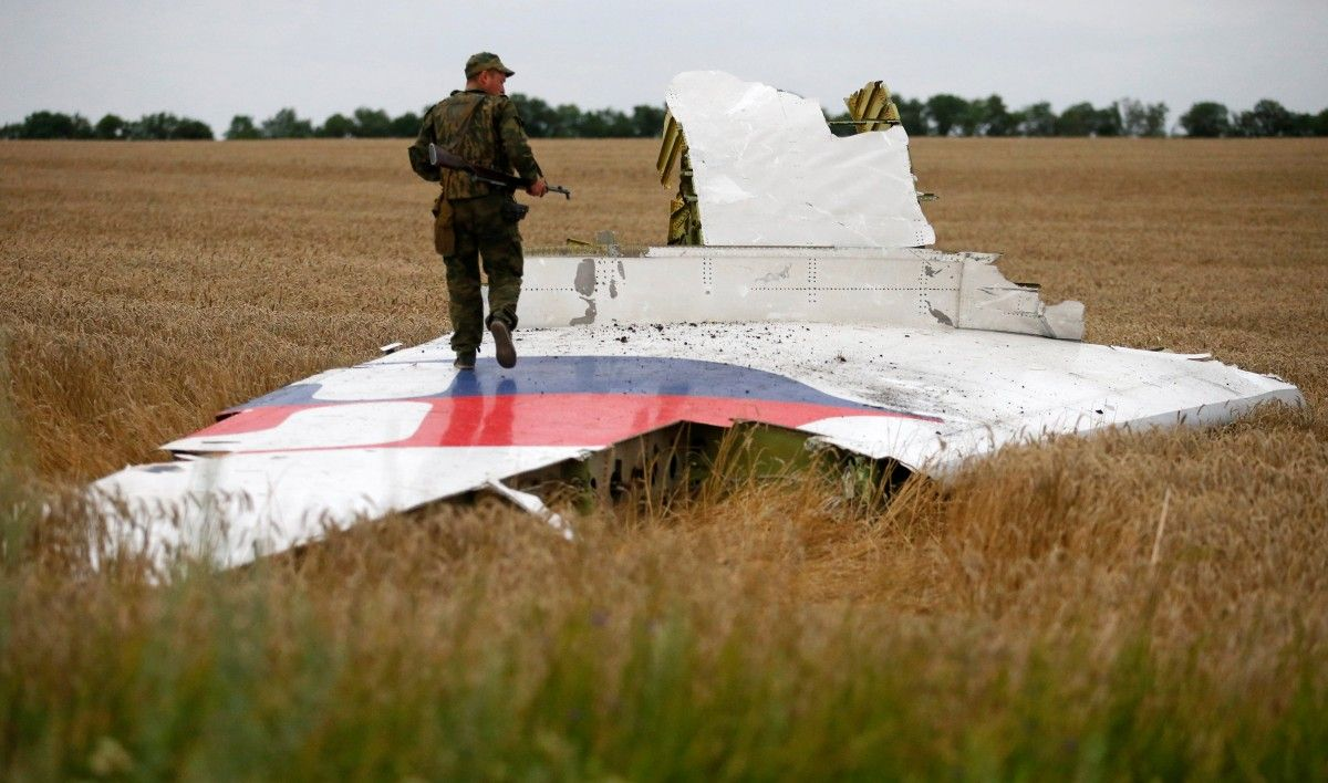 Россия до сих пор отрицает свою вину в уничтожении малайзийского авиалайнера