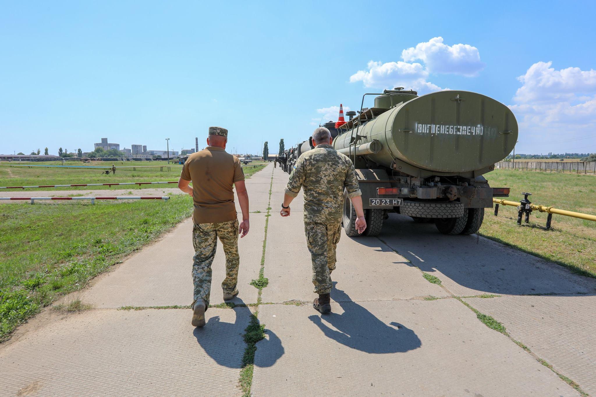 В Одессе пропали начальники подразделения ВСУ