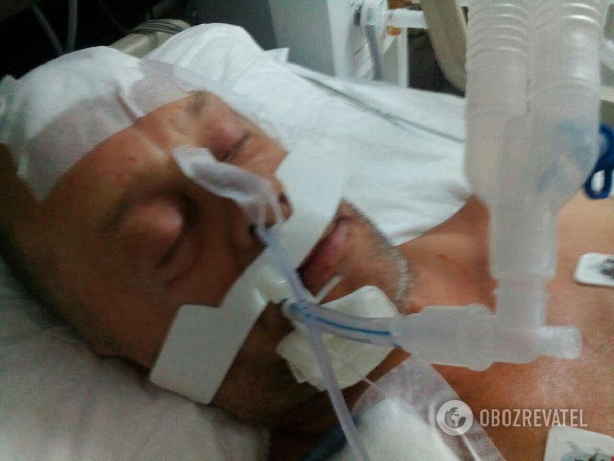 Погибший в Турции Андрей Сова