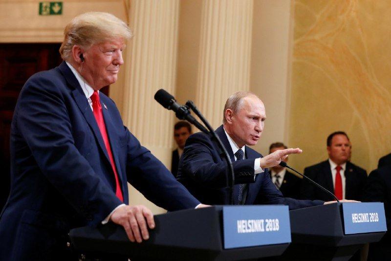 Трамп промолчал об Украине