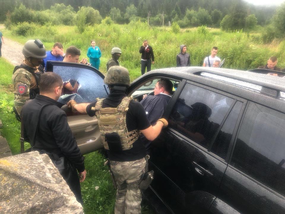 На Западной Украине задержали Москаля: генпрокурор Луценко обнародовал фото