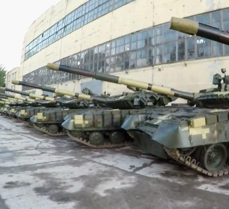 Те самые танки