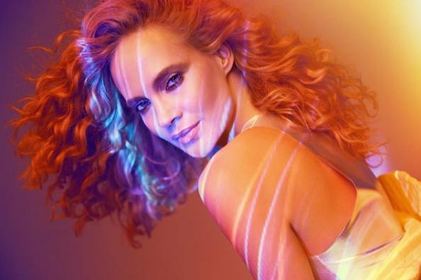 Певица Глюкоза (Наталья Чистякова-Ионова) позировала в мистическом образе
