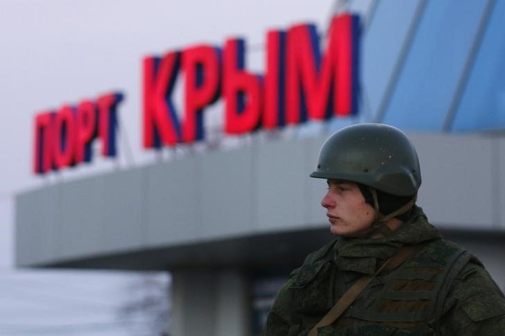 Когда РФ вернет Украине Крым.
