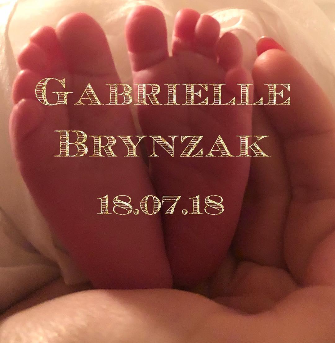 Девочка по имени Габриэль родилась еще 18 июля