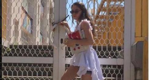 Дочь Лолиты окончила украинскую школу