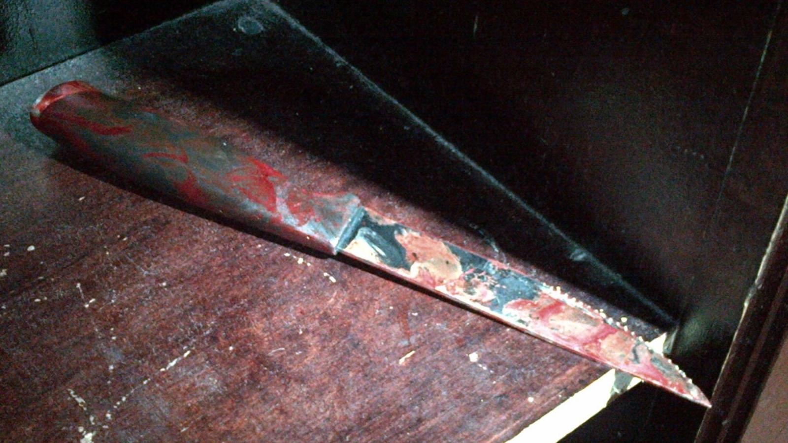Трое сестер зверски зарезали отца-насильника.