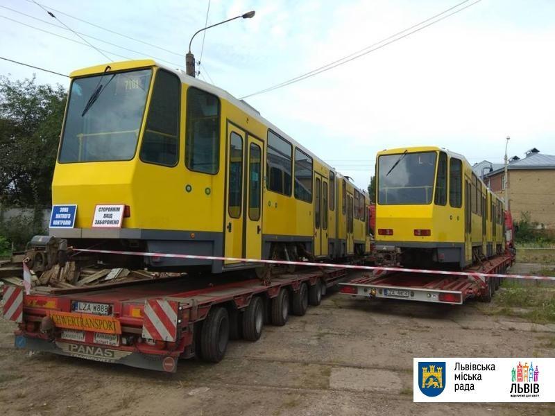 Львов намерен воспользоваться трамваями из