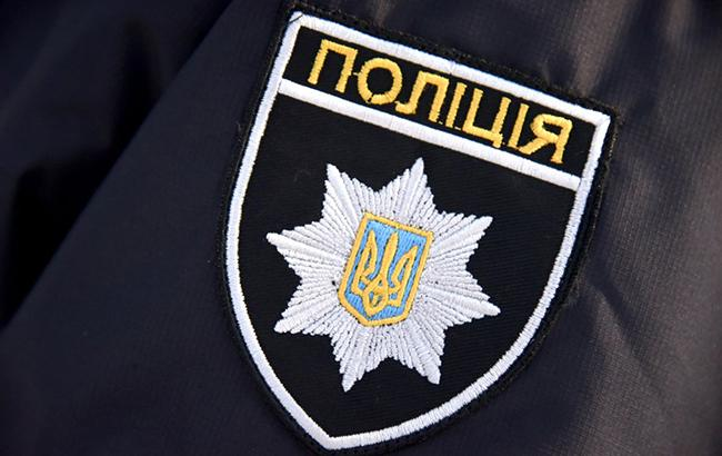 Шеврон полиция