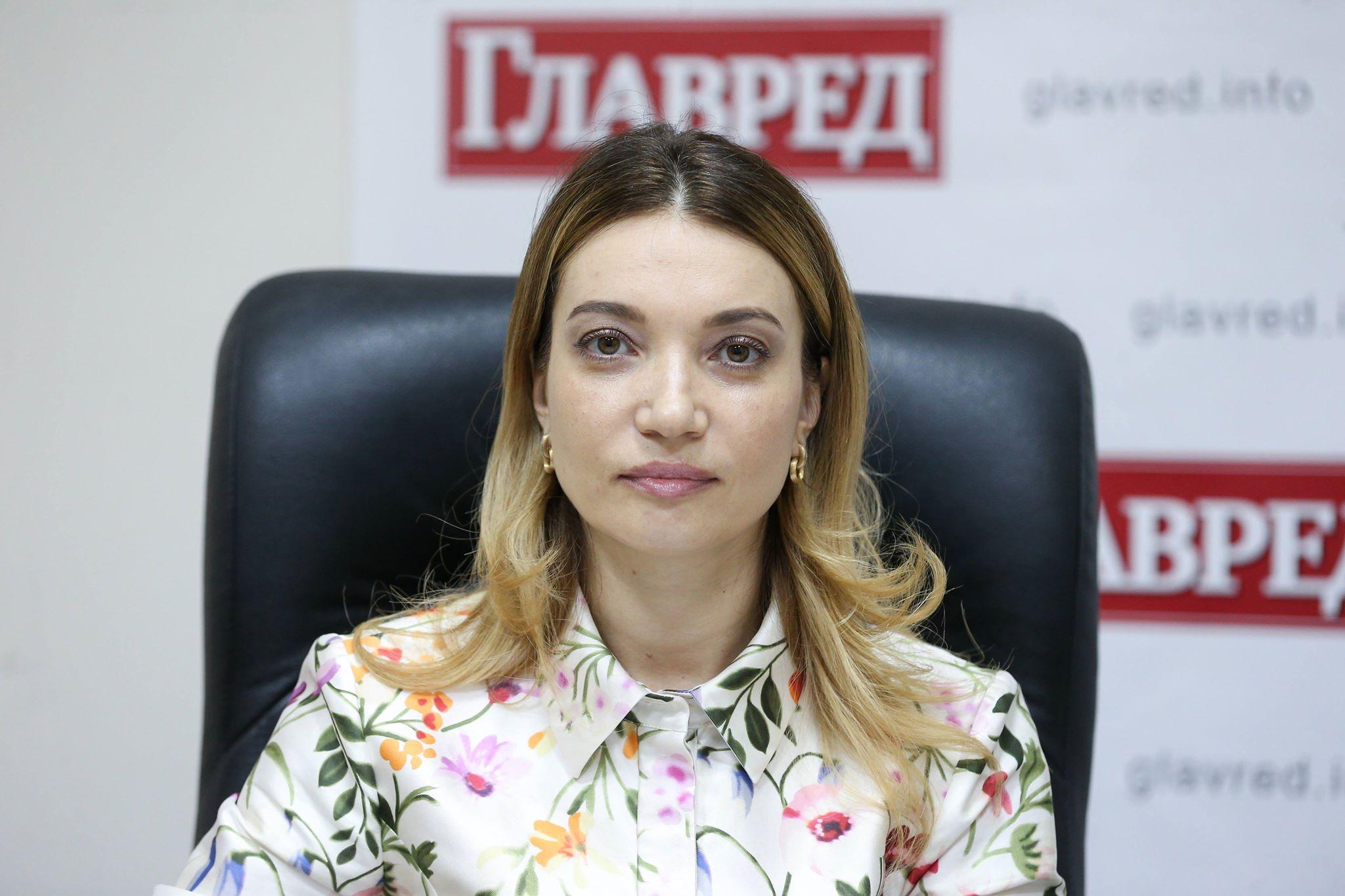 Оксана Чепижко