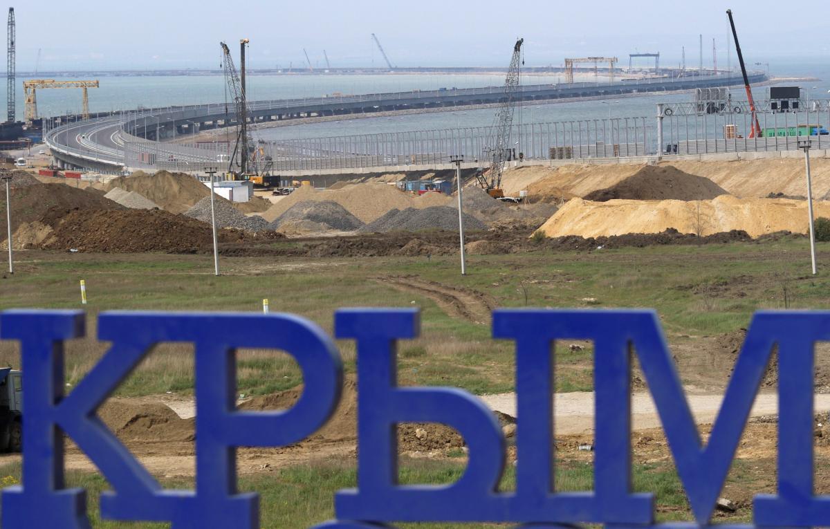 Георгий Тука сообщил, что на северной части Крыма из-за водной блокады возрождается пустыня