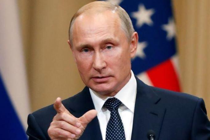 Путин рассказал о референдуме по Донбассу.