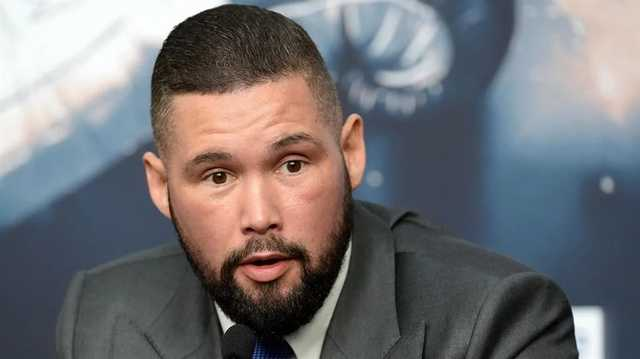 Британский боксер неоднократно высказывал желание встретиться на ринге с Усиком