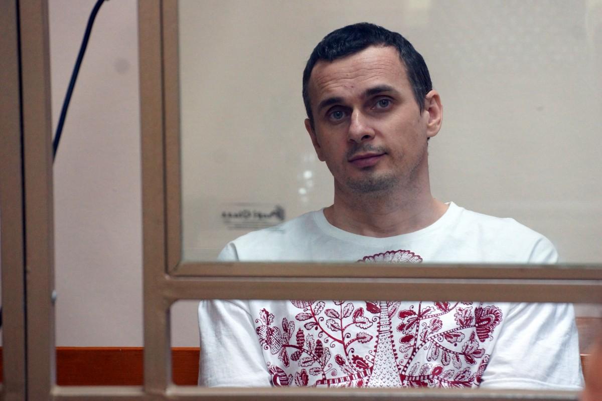 Олег Сенцов может быть освобожден - но только в обмен на троих арестованных россиян