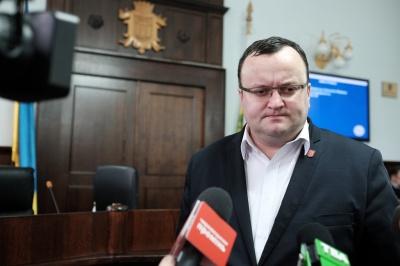 Алексей Каспрук намерен обжаловать увольнение в суде