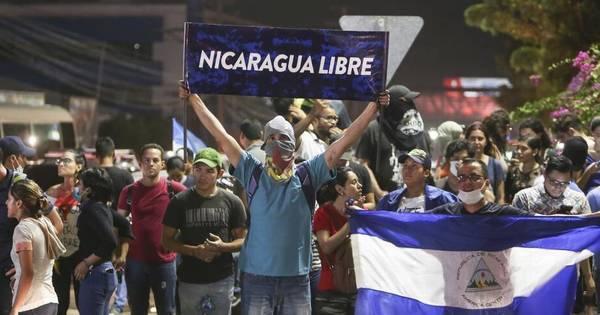 Протесты в Никарагуа влекут за собой массовую гибель людей