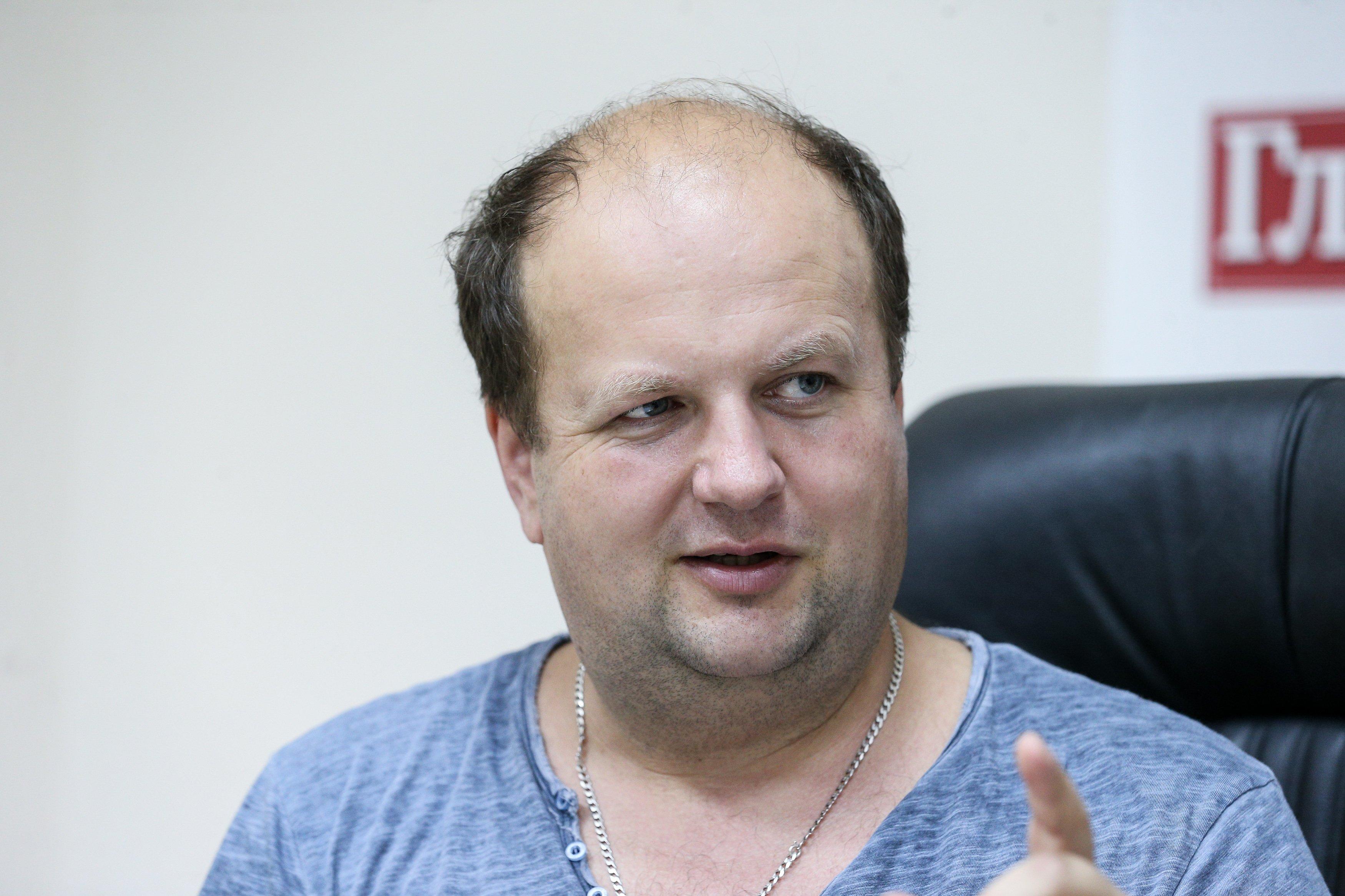 Виктор Бронюк оценил президентские шансы Зеленского и Вакарчука