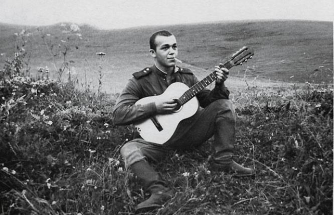 Иосиф Кобзон в армии