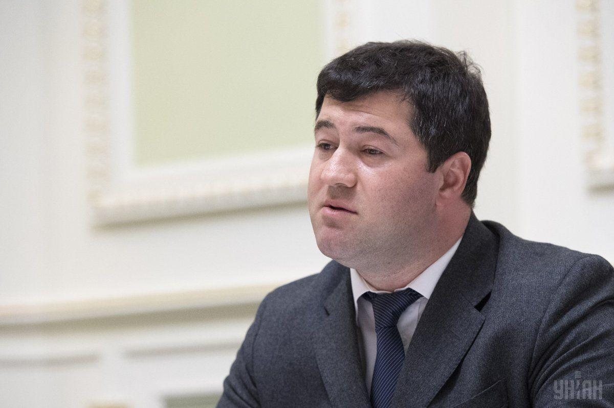 Насиров собрался в президенты