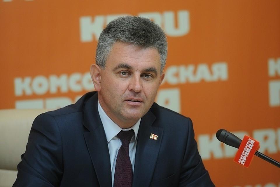 Вадим Красносельский выступает за добрососедские отношения с Украиной