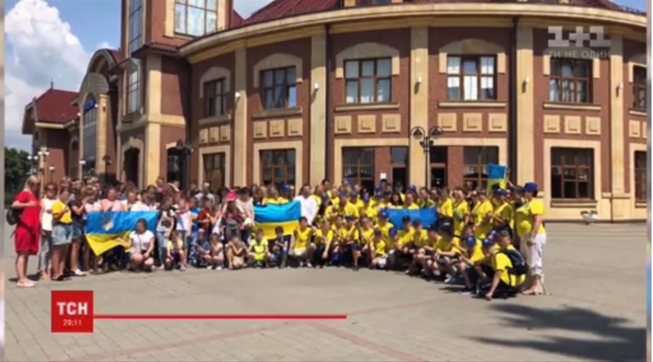 В Краматорске громкий скандал из-за отправки на отдых в Европу детей чиновников.