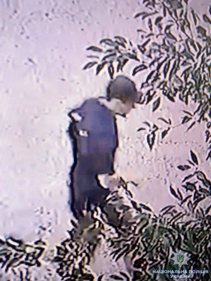 Разыскивается подозреваемый в нападении на Екатерину Гандзюк