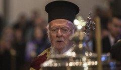 Патриарх Варфоломей обратился к украинцам