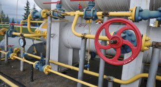 Цена на газ растет с каждым месяцем
