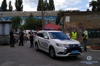 СМИ: В Киеве средь бела застрелили полицейского