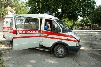 В Киеве столице в маршрутке закончился смертью человека