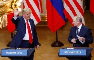 """""""Жду с нетерпением – ради Украины"""": Трамп рассказал о второй встрече с Путиным"""