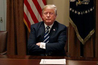 Новости США - У Дональда Трампа заморозили помощь США другим странам