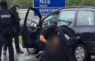 Полиция задержала наркоторговцев