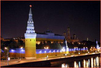 Кремль, Украина