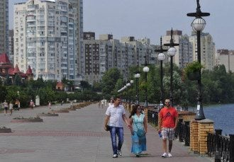По официальным данным, средняя зарплата превысила девять тысяч гривен