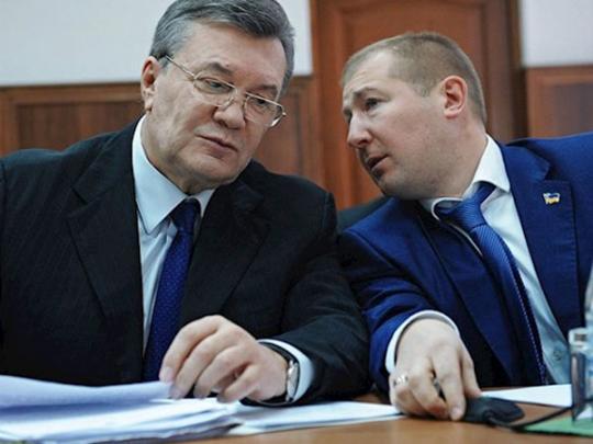 Янукович, сердюк, суд