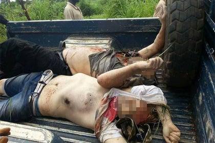 Убийцы целенаправлеенно атаковали машину с журналистами