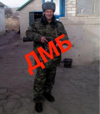 Боевик Василий Пастушенко