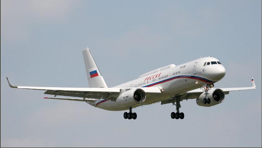 Самолет Ту-121СР называют
