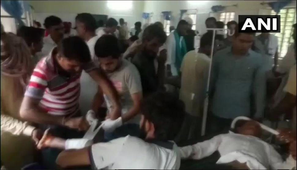 17 пострадавших - в критическом состоянии