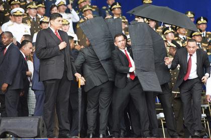 Президента хотели взорвать промышленными дронами