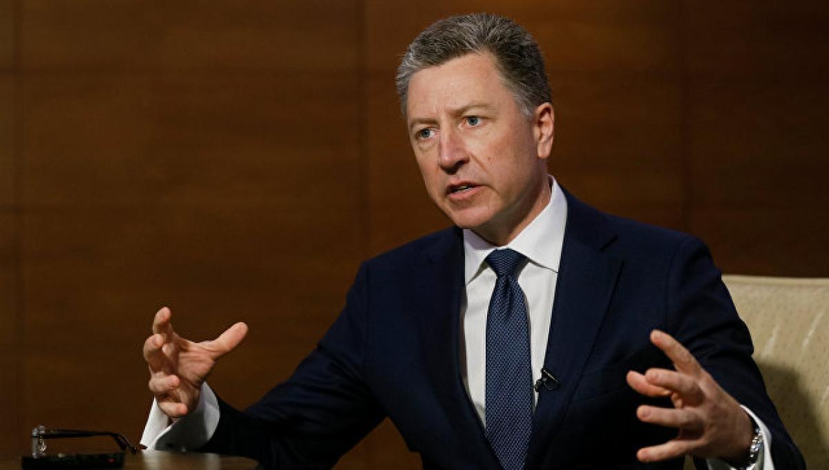 Курт Волкер сообщил, что США готовы рассмотреть введение новых санкций против России из-за агрессии в Керченском проливе