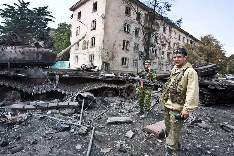 Россия, Грузия, война