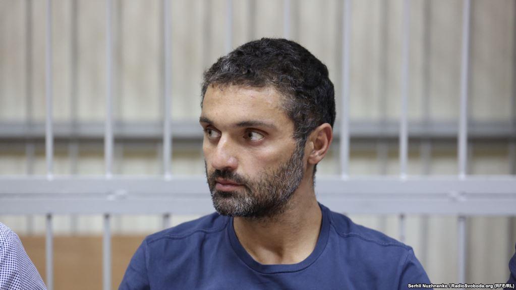 Для Тамразова это уже второе задержание и второй залог