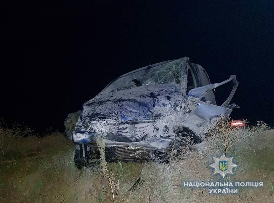 На Киевщине произошла масштабная авария, есть жертвы