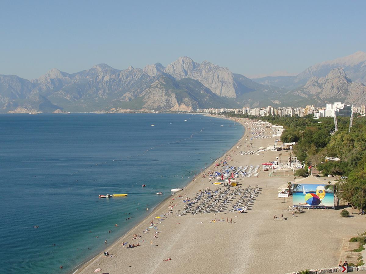 Турция_отдых в Турции_пляж_море_горы_залив