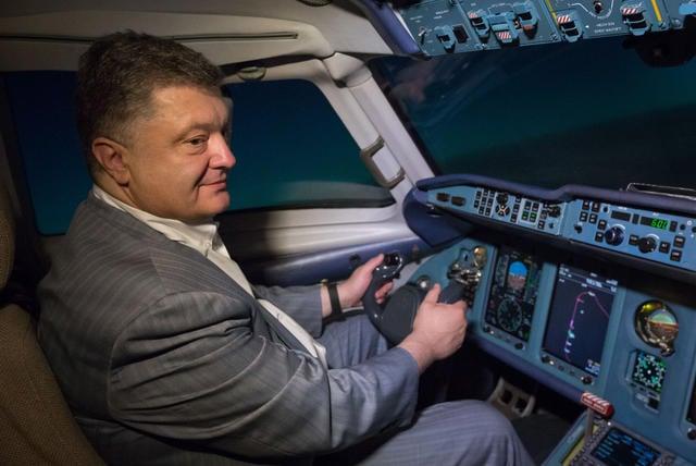 Кличко сравнил Зеленского с пассажиром, случайно оказавшимся в кабине пилота - Цензор.НЕТ 9385